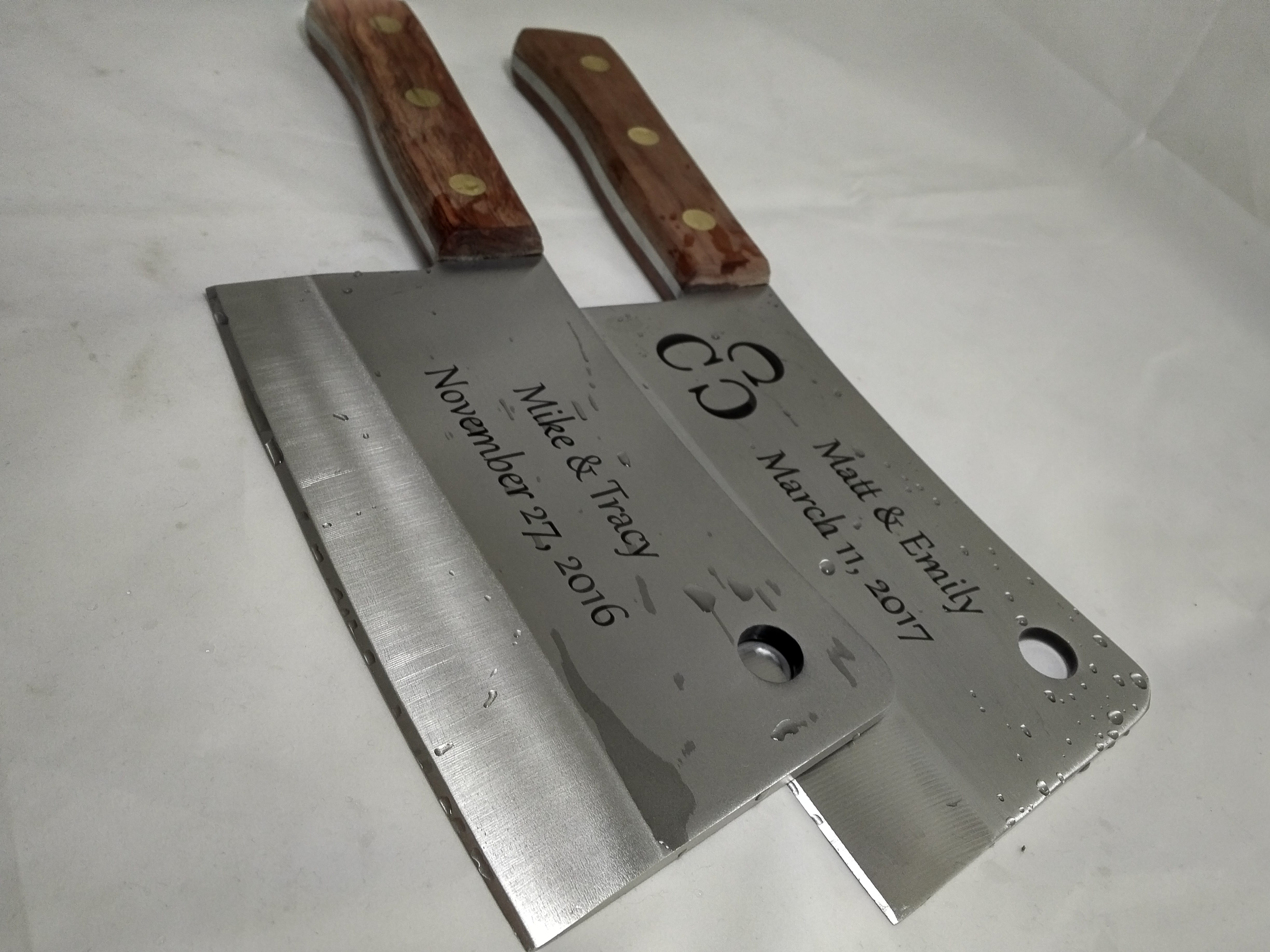 A Personalized Knife