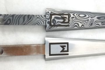 stainless knives